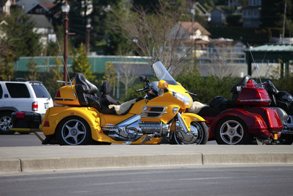 Fancy Motorcycles.
